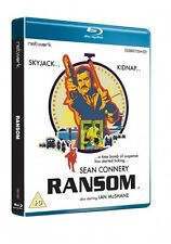 Blu Ray RANSOM. Sean Connery. New sealed.