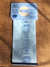 21 Electrolux AntiMicrobial UltraFiltration Style U Vacuum Bags - NEW