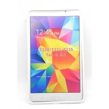 "Funda Silicona para Samsung Galaxy Tab 4 8.0 T330 T331 T335 TPU Tablet de 8"""