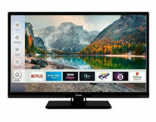 "LUXOR LUX0124002 24"" Inch Smart TV HD Ready LED TV Freeview Play (hsosl)"