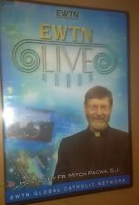 EWTN Live with Fr. Mitch Pacwa (DVD, 2011) BRAND NEW , Global Catholic Network