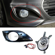 OEM Fog Light Lamp Assy Cover + Wire Right For HYUNDAI 2013-2017 Veloster Turbo