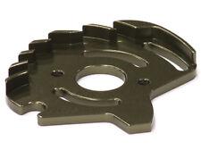 INTEGY RC T8540GUN Machined Motor Plate for Traxxas 1/10 Slash 4X4 High-CG(6808)