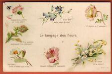Carte Postale - Le langage des fleurs - Edit.Kospal - (B.55)