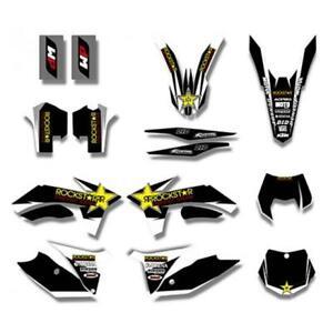 KTM SX SXF XC XCF EXC 125/250/380/400/520 2011 2012  2013 GRAPHICS DECALS STICKE