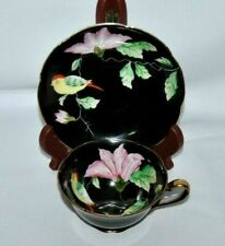 Beautiful Made In Occupied Japan, Chugai China, Hand Painted, Teacup & Saucer