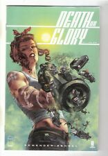 Death or Glory #1 Pham ltd 500 Signed, Southern Fried  Capes and Cowl Lot 4