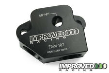 Improved Racing Oil Cooler Adapter for Front & Rear Sump LS Engines, -12AN