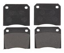 Disc Brake Pad Set-Element3; Metallic Rear,Front Raybestos PGD9M