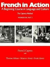French in Action: A Beginning Course in Language and Culture:-ExLibrary