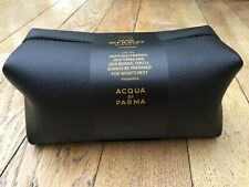 Etihad amenity travel kit First class airline toiletry wash Bag Acqua Di Parma