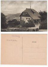 Waldstetten b. Schwäbisch Gmünd u. Aalen,Thannhütte auf dem Kalten Feld um 1920