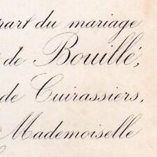 René Hugues Bouillé Du Chariol 1879 Amelie De Laguiche