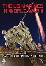 DVD:THE US MARINES IN WORLD WAR TWO. 2 DVD SET - NEW Region 2 UK