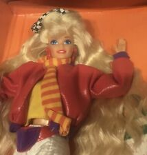 1991 United Colors of Benetton Shopping Barbie doll NRFB