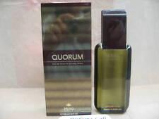QUORUM by ANTONIO PUIG 3.3 ,3.4 FL oz / 100 ML Eau De Toilette Spray