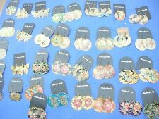 30 prs Wholesale fashion earrings cheap women jewellery *Ship From US/Canada*