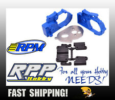 RPM Hybrid Gearbox Housing (Blue) Stampede/Rustler/Slash 2wd RPM73615