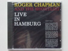Roger Chapman (Family)/Live In Hanburg (UK/Sealed/1992 1st Press)
