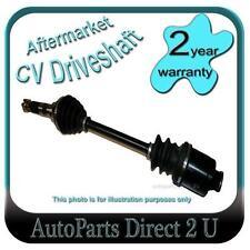 Ford Focus LR 1.8ltr Manual Front Right CV Driveshaft (2yr warranty)
