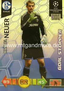 Adrenalyn XL Champions League 10/11 Manuel Neuer G