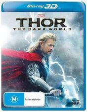 Thor - The Dark World (Blu-ray, 2014)