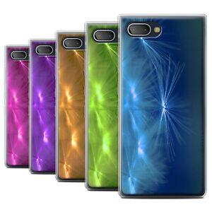 STUFF4 Gel/TPU Case/Cover for Blackberry KEY2 LE/Life Light