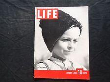 1939 JANUARY 9 LIFE MAGAZINE - BOY OF ROMANIA - L 112