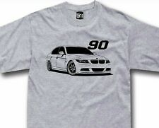 T-shirt for bmw E90 fans m3 330i 325i 328i 335i S-5XL