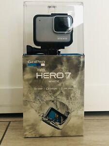 GoPro HERO 7 - Action-Kamera - WHITE - 1080p60 - NEU +OVP!