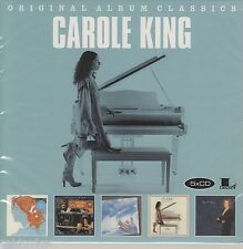 Carol King/Simple Things, Welcome Home, Touch the Sky e A. (5 CD, NUOVO, CONFEZIONE ORIGINALE)