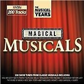 Various Artists - Musical Years (Magical Musicals/Original Soundtrack, 2011)