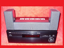 Yamaha DSP-E580 Verstärker Amplifier + 3 Yamaha Boxen