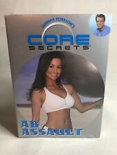 Core Secrets: Ab Assault & Full Body Challenge (DVD) Workout Video
