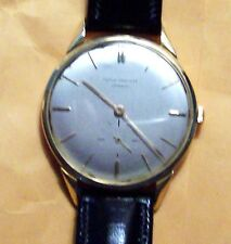 Vintage Patek Philippe Mens 18k Gold Wristwatch