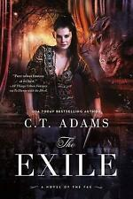 The Exile: Book One of the Fae (Book of the Fae), Good Condition Book, Adams, C
