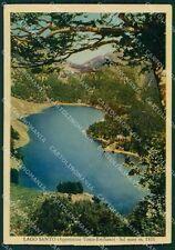 Modena Lago Santo Tagliole FG cartolina KF3247