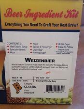 Brewers Best Ingredient Kit ~Weizenbier~ Homebrew Homebrewing Kit Wheat Malt