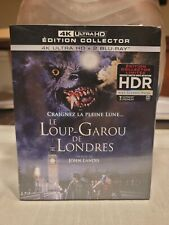An American Werewolf in London International (4K Blu-ray/Blu-ray)