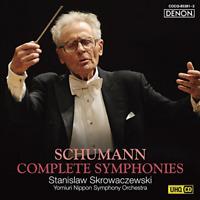 STANISLAW SKROWACZEWSKI...-SCHUMANN: COMPLETE SYMPHONIC WORKS-JAPAN 2 HQCD K03