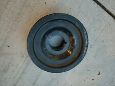 Unorthodox Racing lightweight crank pulley for 2JZ Toyota Supra, 2JZGTE