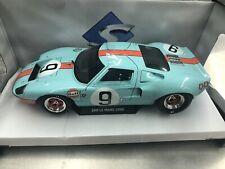 SOLIDO - 1/18 - FORD GT40 MK1 - WINNER LE MANS 1968 - 1803001