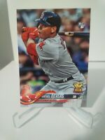 2018 Topps - Rafael Devers RC (Rookie Card) #18 Boston Red Sox