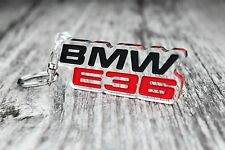 keychain for BMW E36 car keyring pendant M3 coupe auto Schlüsselanhänger tunning