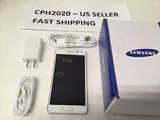 Unlocked Samsung Galaxy Alpha 4G LTE SM-G850A 32GB - Dazzling White AT&T Phone