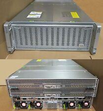 Cisco UCS C3260 - 2x C3X60 Server Nodes 4x TEN-CORE 2.20GHz 512GB RAM 112TB HDD