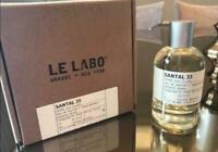 Le Labo Santal 33 Eau De Parfum 100 ml 3.4 fl.oz