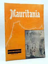 MAURITANIA, REVISTA MENSUAL ILUSTRADA 256. TANGER, MARRUECOS (VVAA), 1949