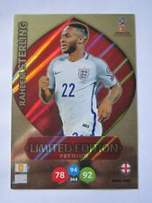World Cup Russia 2018 Premium Ltd Edition - Raheem Sterling of England