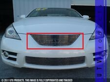 GTG 2007 2008 Toyota Solara 1PC Polished Upper Replacement Billet Grille Grill